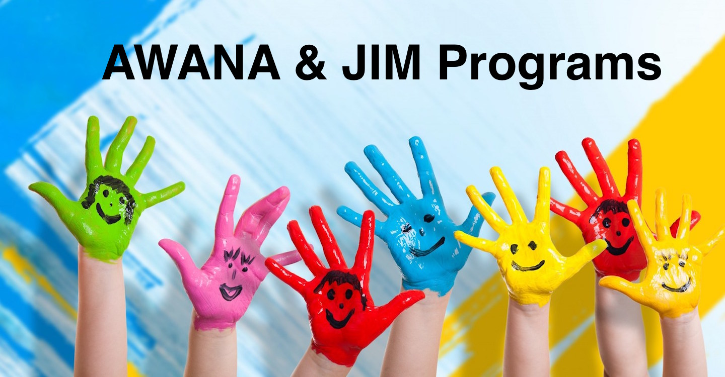 AWANA & JIM Programs